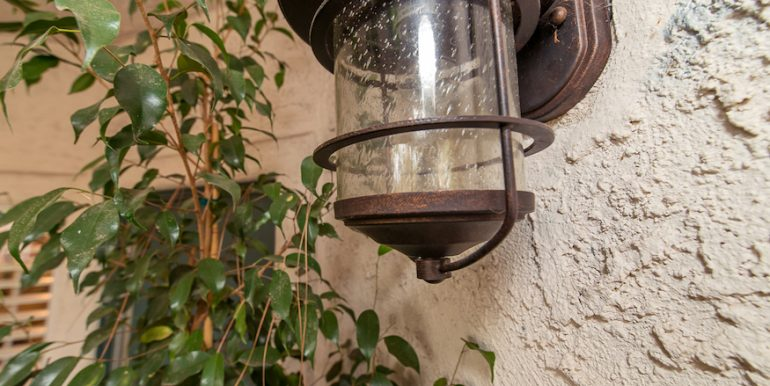 07 - ENTRY PATIO DETAIL