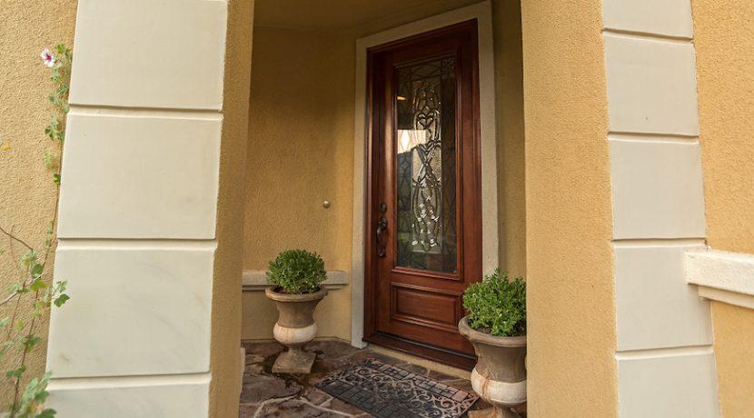 04 Front Door Detail - 1920 HAZEL NUT CT - AG