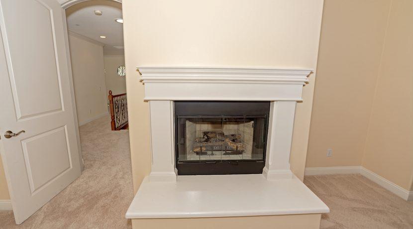 16 Master Bedroom Fireplace - 1920 HAZEL NUT CT - AG