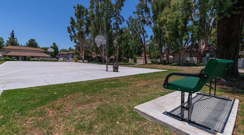 20 - Community Athletic Sports Court