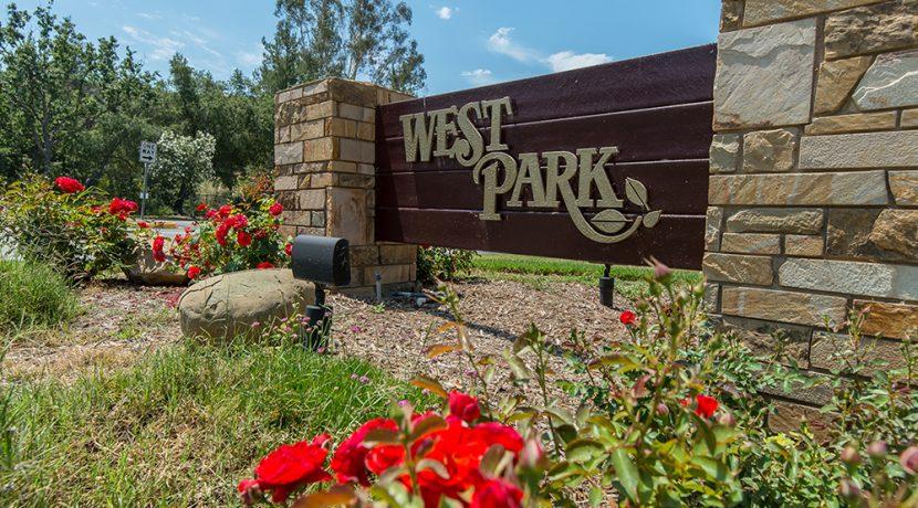 West Park Signage